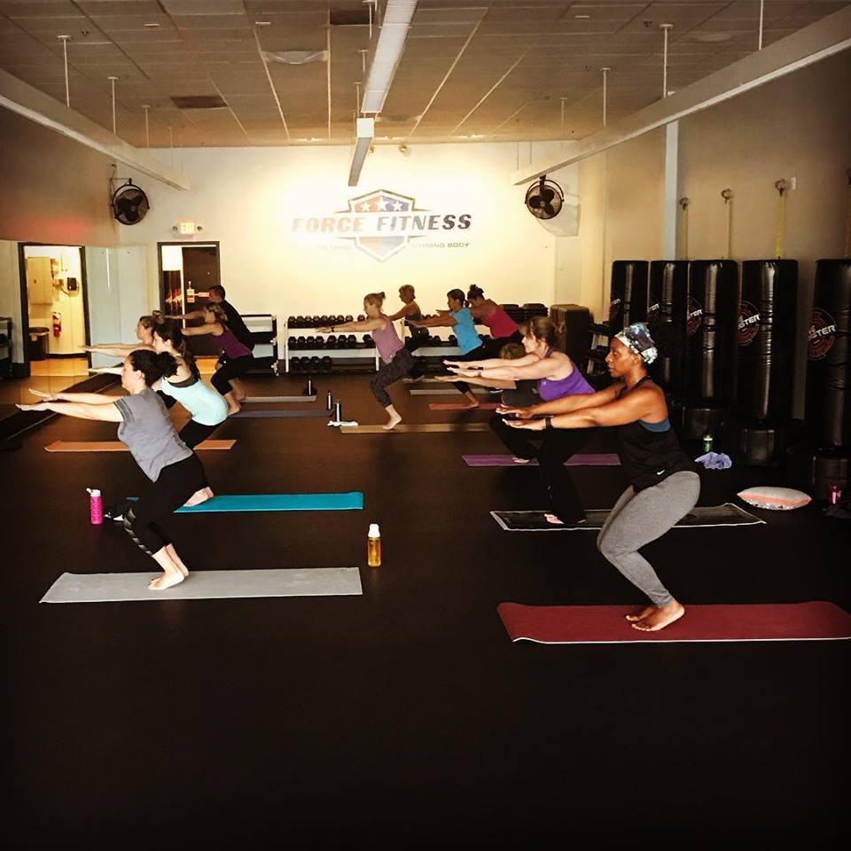 Fitness Class Schedule In the Toms River & Beachwood, NJ area
